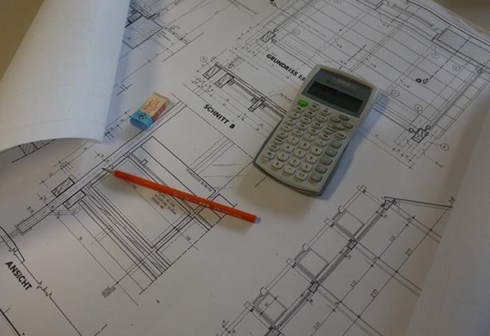 exakte Planung, kreativ und kostenorientiert